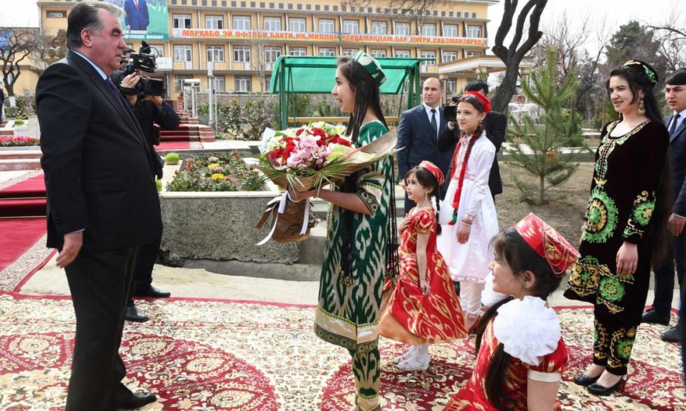 Такой домашний Таджикистан